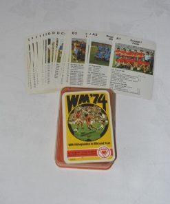 Madamvintage - Kwartetspel WM 74