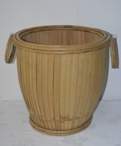 Madamvintage - Bamboe/rieten mand