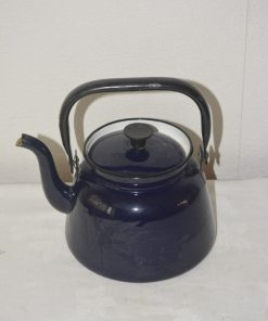 Madamvintage - emaille theepot