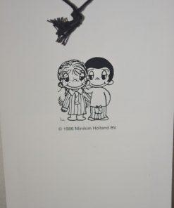 Madamvintage - Verjaardagskalender Liefde is