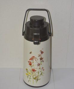 Madamvintage - Dispenser Koffie/Thee Pomp Thermos