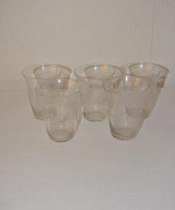 Madamvintage - geslepen glazen