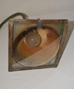 Madamvintage - Industriële buitenlamp