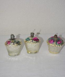 Madamvintage - bloemenmandjes