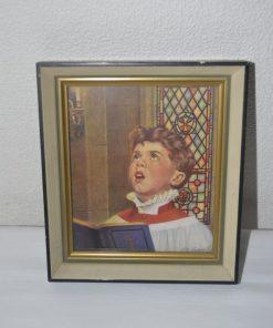 Madamvintage - schilderijtje