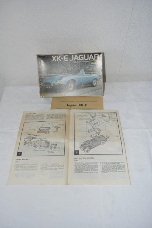 Madamvintage - Bouwpakket XK-E Jaguar