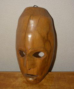 Madamvintage - houten masker