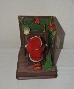 Madamvintage - muziek kerstman