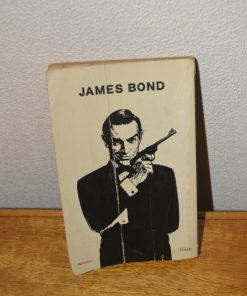 Madamvintage - boek James bond