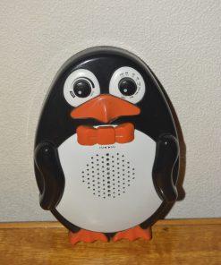 Madamvintage - kinderradio pinguïn