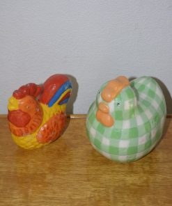 Madamvintage - kaars kippen
