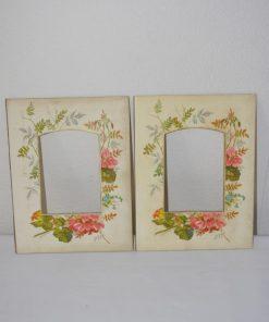 Madamvintage - kartonnen fotoframes