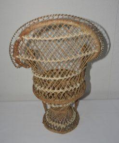 Madamvintage - pauwstoel
