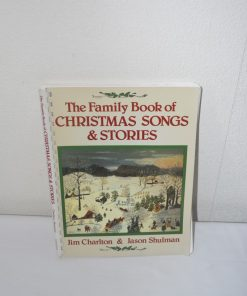 Madamvintage - The Family Book of Christmas Songs & Stories
