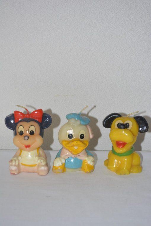Madamvintage - Disney baby kaarsen