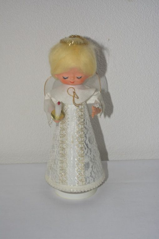 Madamvintage - speeldoosje engel