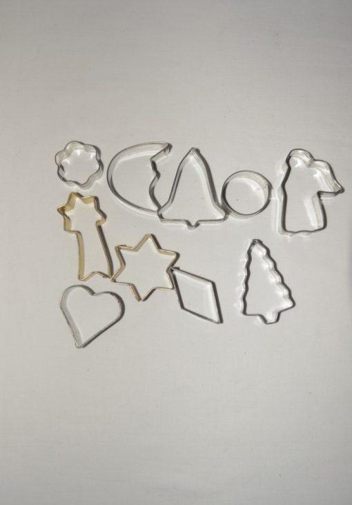 Madamvintage - Steekvormpjes koekjes kerst