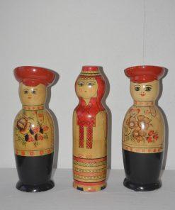 Madamvintage - matroesjka flessendragers