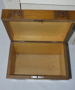 Madamvintage - houten kistje