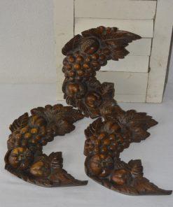Madamvintage - 3 ornamenten