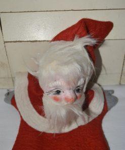Madamvintage - handpop kerstman