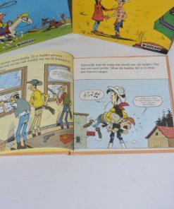 Madamvintage - Boekjes Lucky Luke