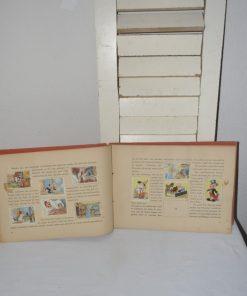 Madamvintage - pinokkio plaatjesboek.