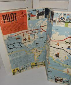 Madamvintage - Vliegtuigspel Pilot