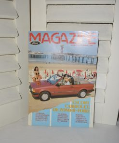 Madamvintage - ford magazine