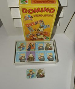 Madamvintage - Domino/Dobbel puzzel Alfred J Kwak