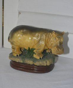 Madamvintage - beeldje nijlpaard