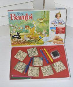 Madamvintage - stempeldoos Bambi