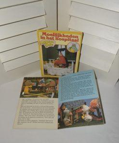 Madamvintage - Boekjes Fabeltjeskrant