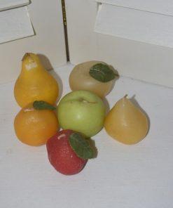Madamvintage - fruit kaarsen
