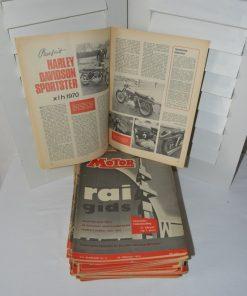 Madamvintage - motor bladen