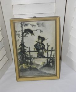 Madamvintage - schilderij hummel