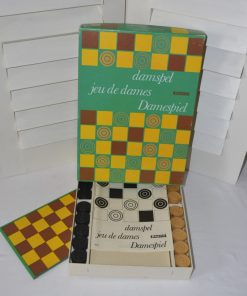 Madamvintage - papita damspel