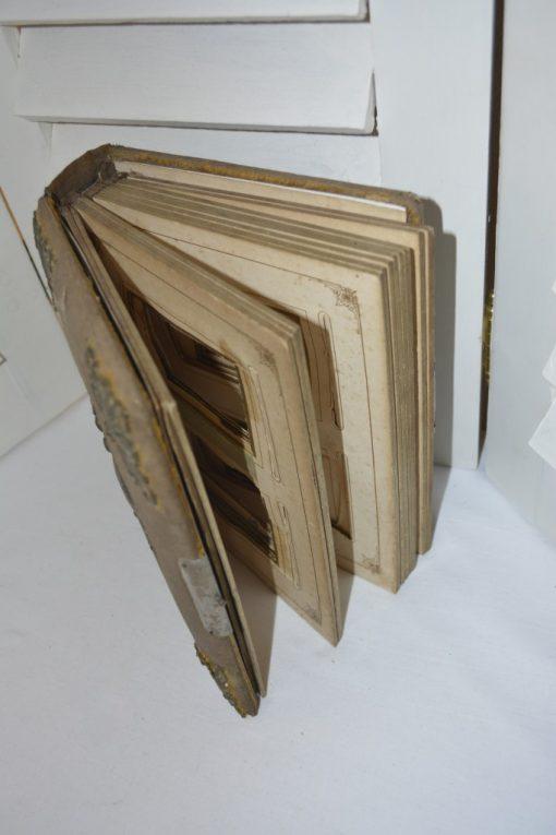 Mdamvintage - Boek met passe-partouts