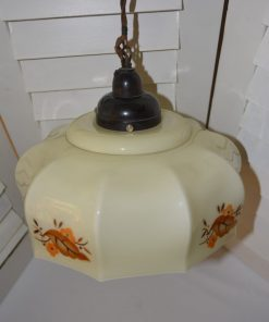 Madamvintage - glazen lamp