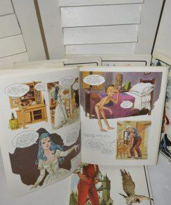 Madamvintage - 6 sprookjesboeken