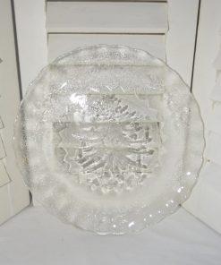 Madamvintage - glazen schaal