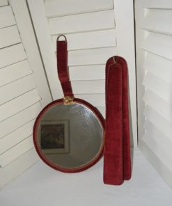Madamvintage - Setje spiegel en borstel