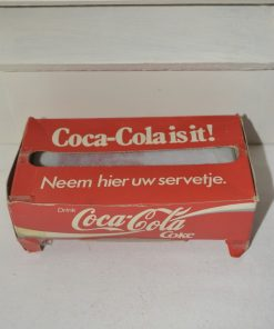 Madamvintage - Coca Cola servetten